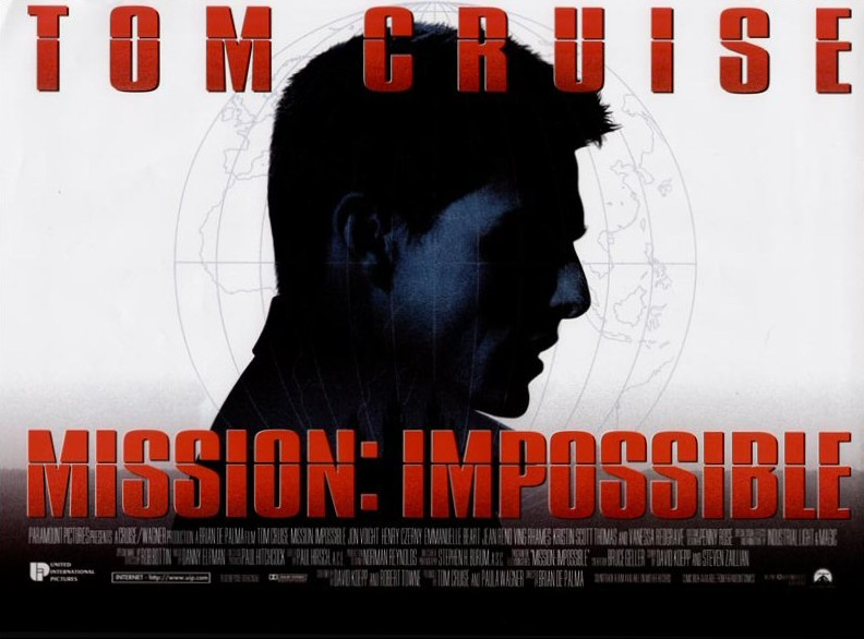 Mission. Impossible